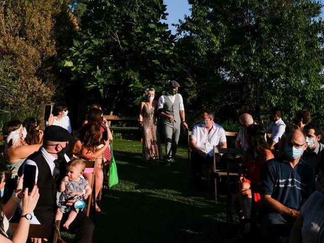 La boda de Cristina y David en Tagamanent, Barcelona 20