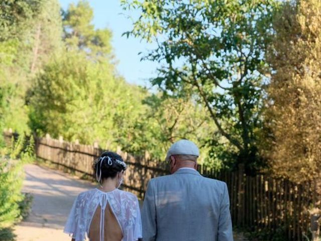 La boda de Cristina y David en Tagamanent, Barcelona 22