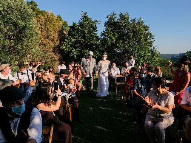 La boda de Cristina y David en Tagamanent, Barcelona 23