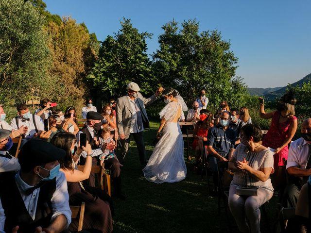 La boda de Cristina y David en Tagamanent, Barcelona 24