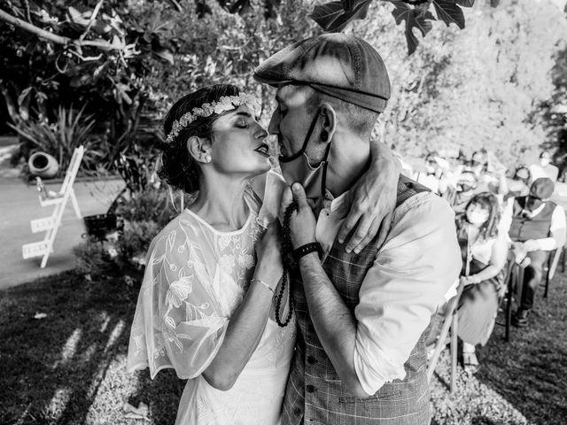La boda de Cristina y David en Tagamanent, Barcelona 29
