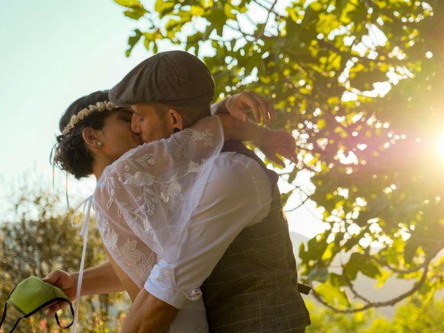 La boda de Cristina y David en Tagamanent, Barcelona 30