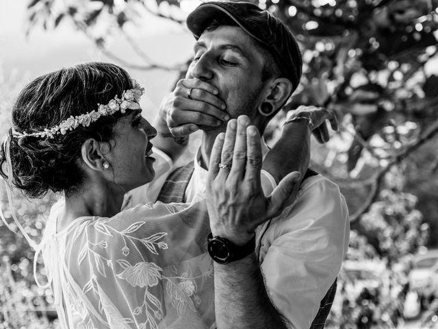 La boda de Cristina y David en Tagamanent, Barcelona 31