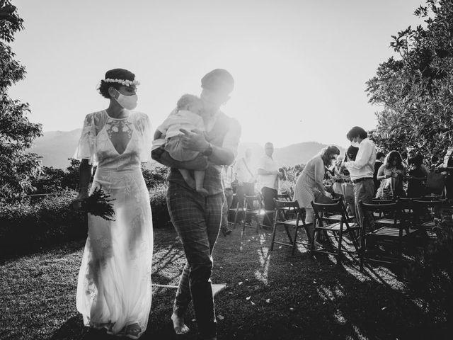 La boda de Cristina y David en Tagamanent, Barcelona 36