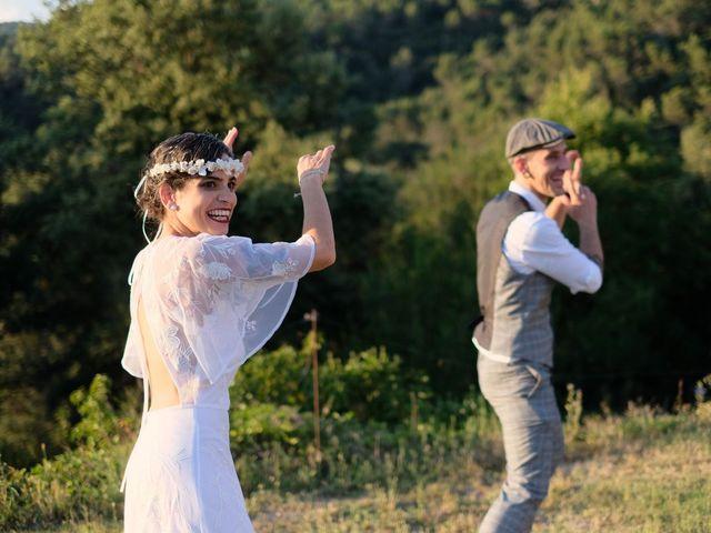 La boda de Cristina y David en Tagamanent, Barcelona 49