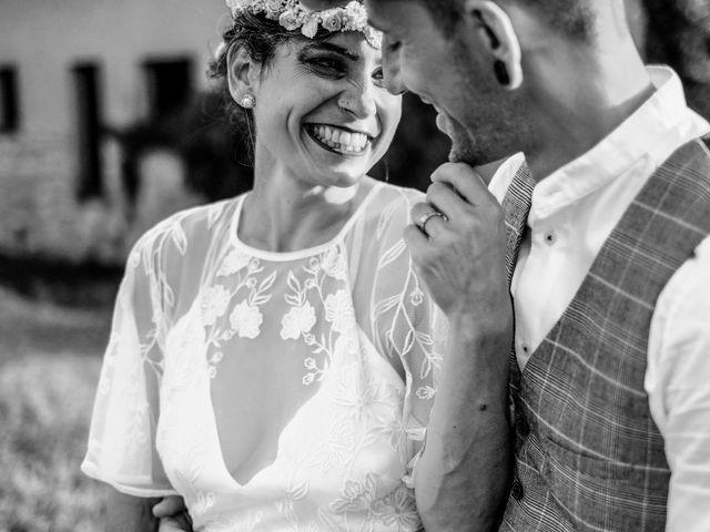 La boda de Cristina y David en Tagamanent, Barcelona 54