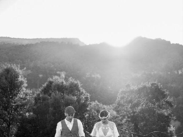 La boda de Cristina y David en Tagamanent, Barcelona 55