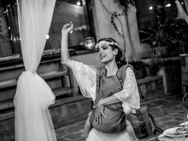La boda de Cristina y David en Tagamanent, Barcelona 69