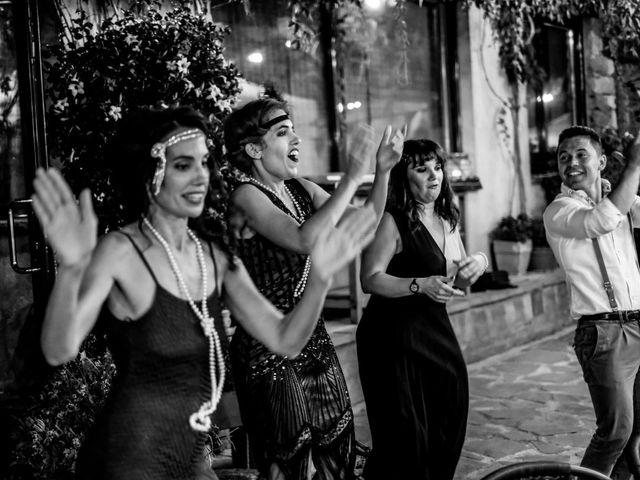 La boda de Cristina y David en Tagamanent, Barcelona 71