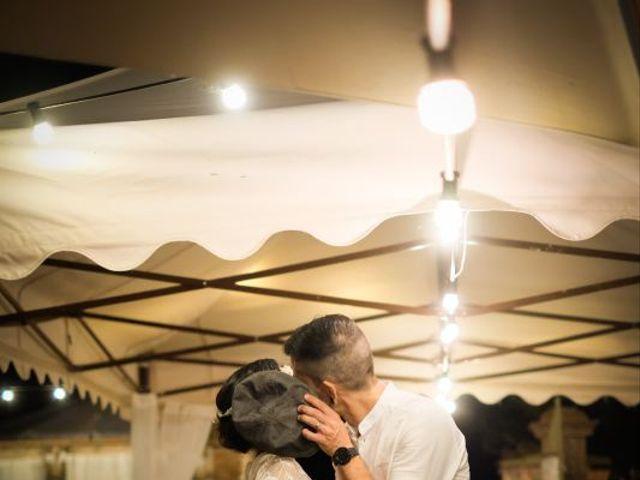 La boda de Cristina y David en Tagamanent, Barcelona 77