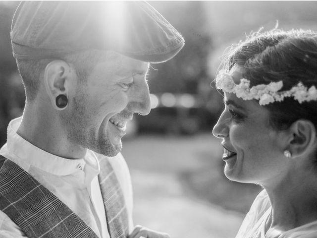 La boda de Cristina y David en Tagamanent, Barcelona 39