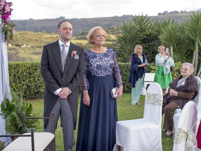 La boda de Miriam y Jorge en Llanes, Asturias 20