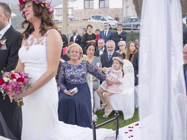 La boda de Miriam y Jorge en Llanes, Asturias 37