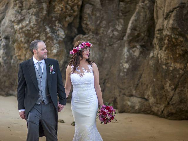 La boda de Miriam y Jorge en Llanes, Asturias 43