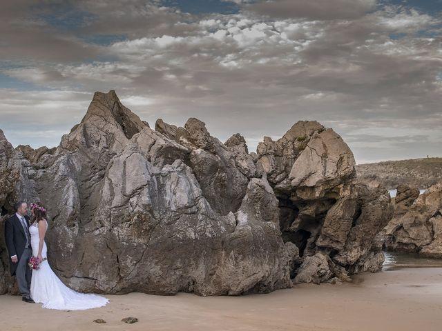 La boda de Miriam y Jorge en Llanes, Asturias 44