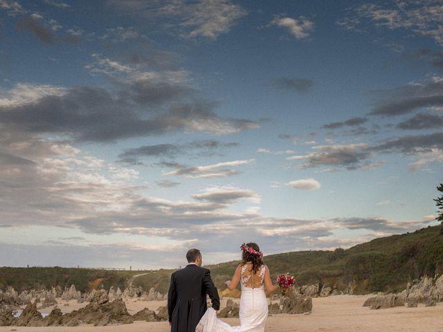 La boda de Miriam y Jorge en Llanes, Asturias 52