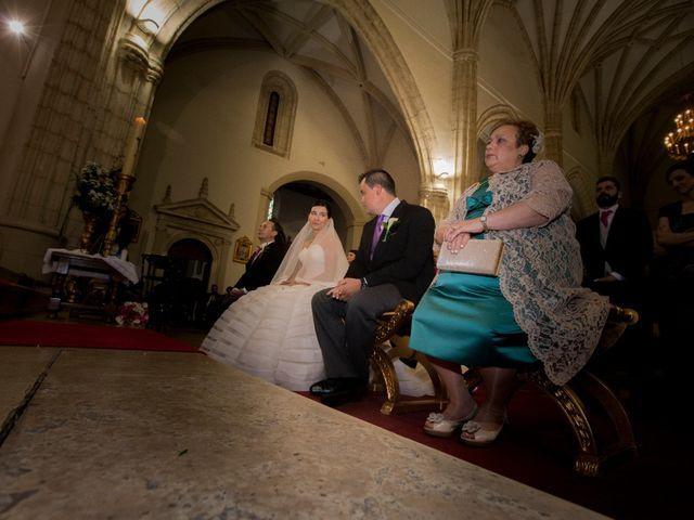 La boda de Álvaro y Zaida en Mondejar, Guadalajara 1