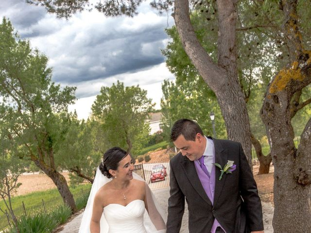 La boda de Álvaro y Zaida en Mondejar, Guadalajara 7