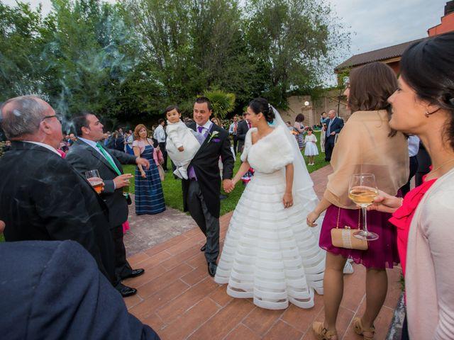 La boda de Álvaro y Zaida en Mondejar, Guadalajara 2