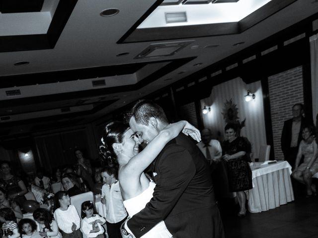 La boda de Álvaro y Zaida en Mondejar, Guadalajara 10