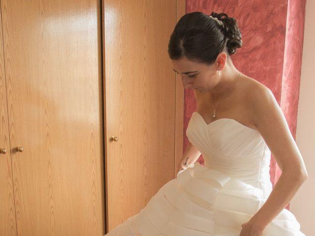 La boda de Álvaro y Zaida en Mondejar, Guadalajara 11