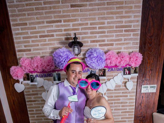 La boda de Álvaro y Zaida en Mondejar, Guadalajara 13