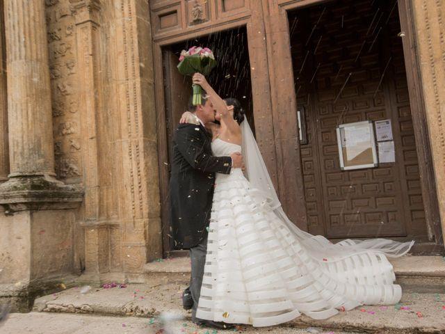 La boda de Álvaro y Zaida en Mondejar, Guadalajara 15