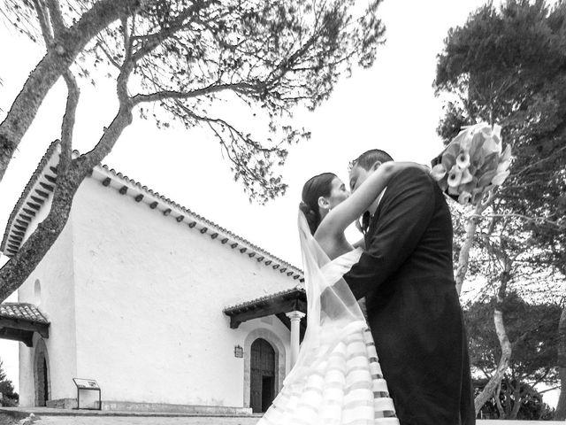La boda de Álvaro y Zaida en Mondejar, Guadalajara 16