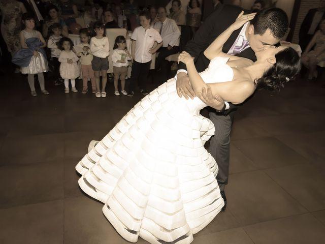 La boda de Álvaro y Zaida en Mondejar, Guadalajara 17