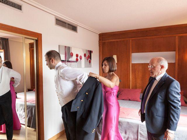 La boda de Jaime y Leire en Mozarbez, Salamanca 12