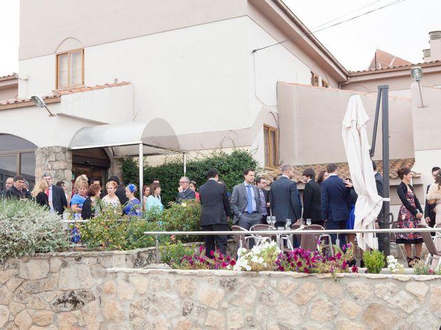La boda de Jaime y Leire en Mozarbez, Salamanca 28
