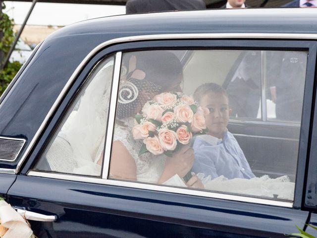 La boda de Jaime y Leire en Mozarbez, Salamanca 30