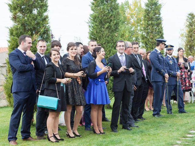 La boda de Jaime y Leire en Mozarbez, Salamanca 36