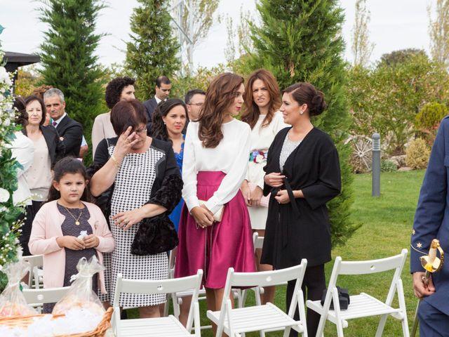 La boda de Jaime y Leire en Mozarbez, Salamanca 38