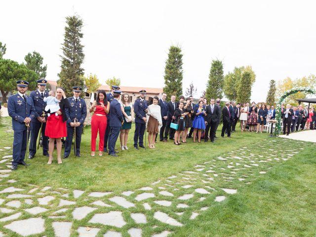 La boda de Jaime y Leire en Mozarbez, Salamanca 40