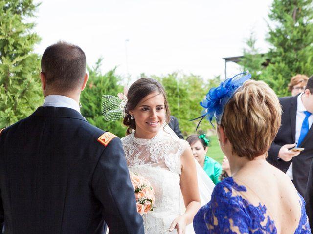La boda de Jaime y Leire en Mozarbez, Salamanca 41