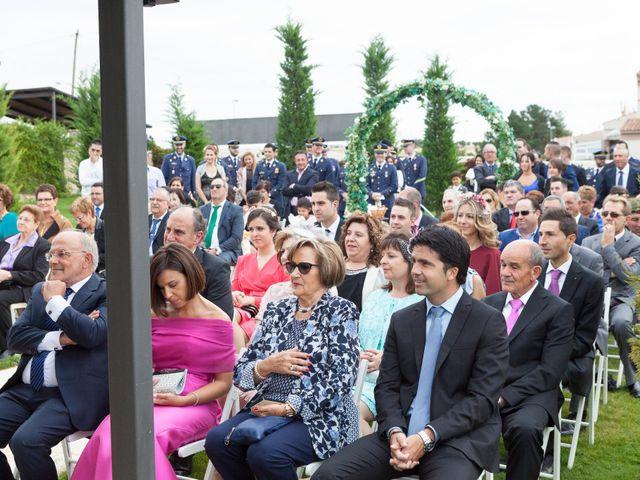 La boda de Jaime y Leire en Mozarbez, Salamanca 44