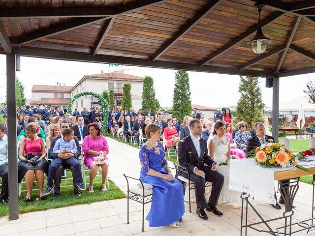 La boda de Jaime y Leire en Mozarbez, Salamanca 45