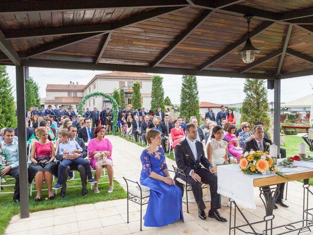 La boda de Jaime y Leire en Mozarbez, Salamanca 47