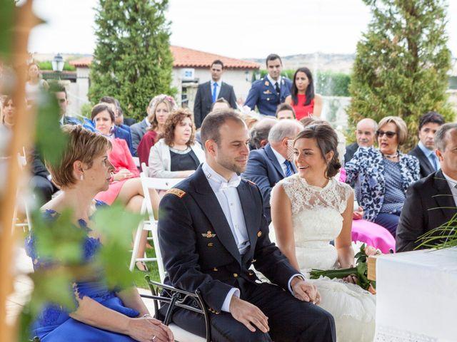 La boda de Jaime y Leire en Mozarbez, Salamanca 48