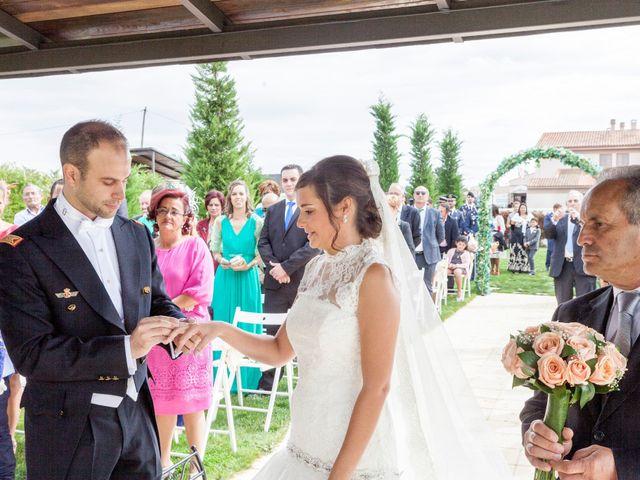 La boda de Jaime y Leire en Mozarbez, Salamanca 50