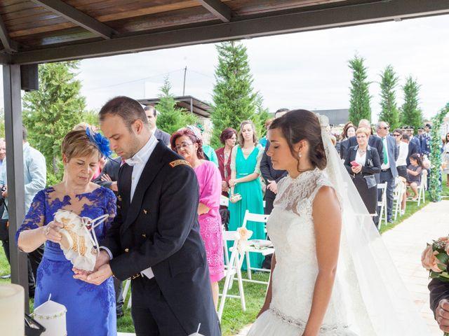 La boda de Jaime y Leire en Mozarbez, Salamanca 51