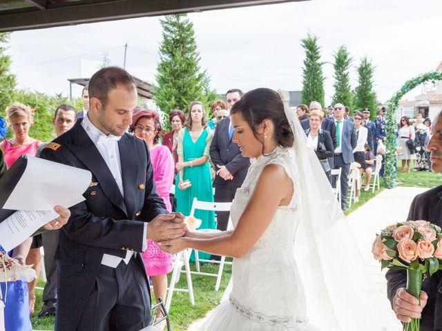La boda de Jaime y Leire en Mozarbez, Salamanca 52