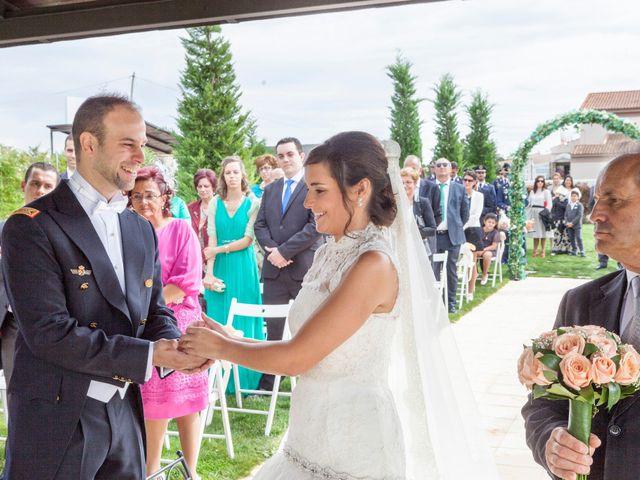 La boda de Jaime y Leire en Mozarbez, Salamanca 53
