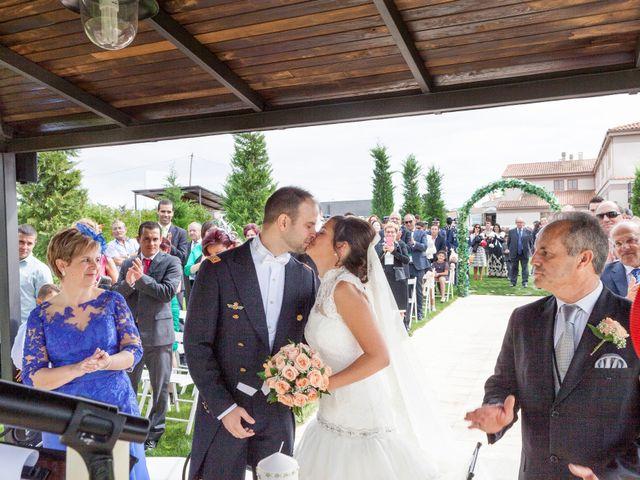 La boda de Jaime y Leire en Mozarbez, Salamanca 54