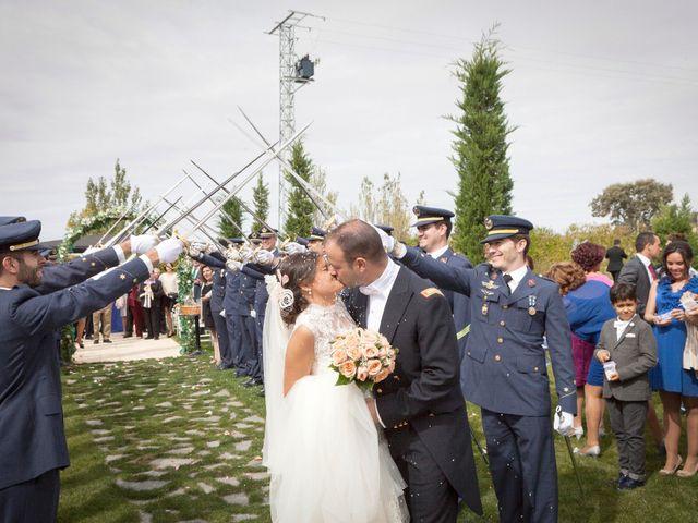 La boda de Jaime y Leire en Mozarbez, Salamanca 60