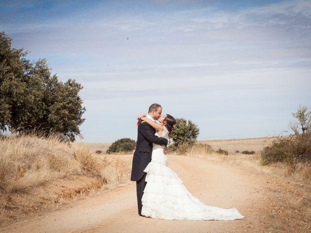 La boda de Jaime y Leire en Mozarbez, Salamanca 63