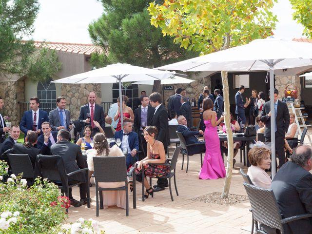 La boda de Jaime y Leire en Mozarbez, Salamanca 70