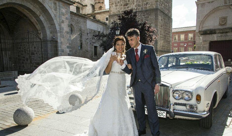 La boda de José María arroyo Gómez y Gladys Carrillo Ramírez en Talavera De La Reina, Toledo