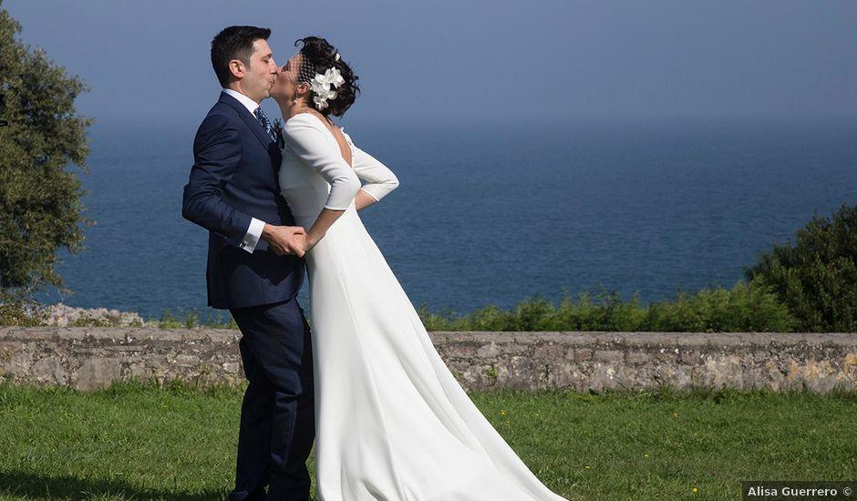 La boda de José Luis y Angélica en Panes, Asturias
